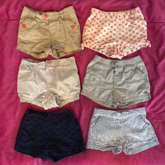 GAP & Nautica Other - Little Girls Shorts